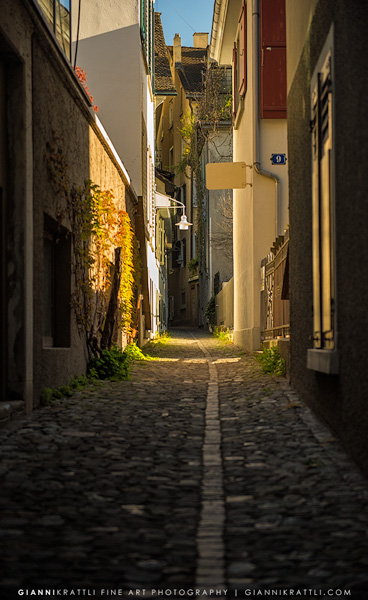 Alleys of Zurich